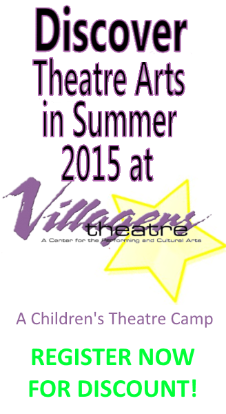 Children's Summer Theater Day Camp