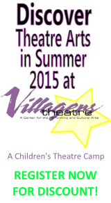 NJ Children's Summer Theater Day Camp